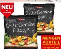 BBQ Grill-Gemüse-Trilogie von Spar