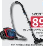 Bodenstaubsauger PowerPro Compact FC9330-09 von Philips