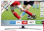 Smart TV UE49MU6400 von Samsung