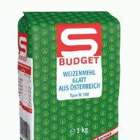 Mehl von S Budget