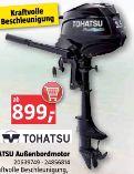 Außenbordmotor von Tohatsu