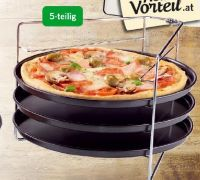 Pizza-Backset von Zenker