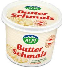 Butterschmalz von Alpi