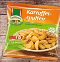 Kartoffelspalten von Bauernland