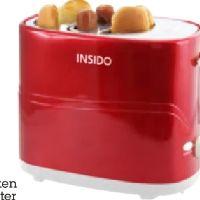 Hot-Dog Maschine Steffen