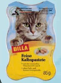 Feine Pastete Katzennahrung von Billa
