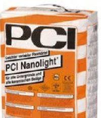 Flexmörtel Nanolight von PCI