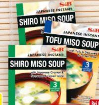 Miso Soup von S&B