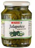 Jalapeños von Spar