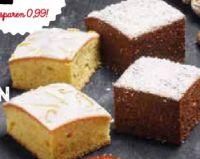 Zitronen-Kuchen von Interspar Backstube