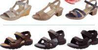 Damen Sandalen von Footflexx