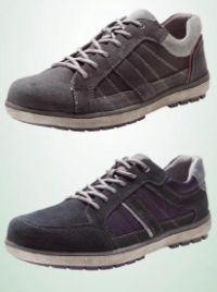 Herren Leder-Sneaker von Footflexx