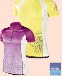 Damen Fahrradshirt von Crivit