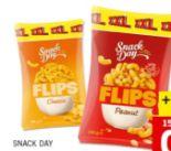 Erdnussflips von Snack Day