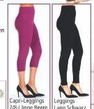 Damen-Leggings von Elle Nor