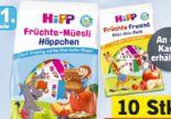 Früchte-Müsli-Häppchen von Hipp