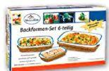 Backformen-Set