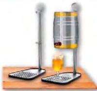 WM-Bierfasshalter
