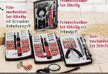 Feinmechaniker-Set von Kraft Werkzeuge
