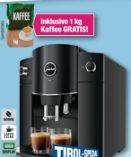 Kaffeevollautomat D60 Piano Black von Jura