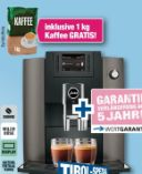 Kaffeevollautomat E6 von Jura