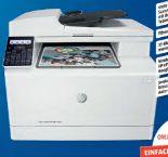 Color LaserJet Pro MFP M181fw von HP