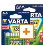 Ready to use Batterien AA von Varta