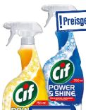 Reiniger Power-Shine Spray von Cif