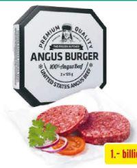 Angus Burger von The Frozen Butcher