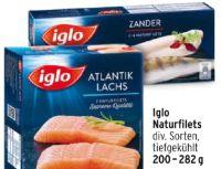 Naturfilets von Iglo