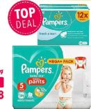 Baby Dry Mega Plus Pack von Pampers