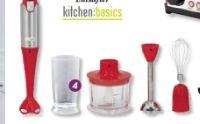 Stabmixer-Set von Kitchen Basics