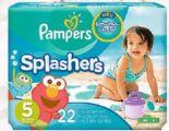 Splashers Schwimmwindeln von Pampers