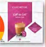 Kaffekapseln von Cafe Royal