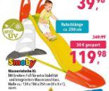 Wasserrutsche XL von Smoby