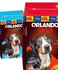 Hundetrockenfutter Kroketten von Orlando