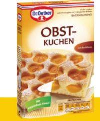 Obstkuchen von Dr. Oetker