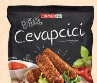 BBQ Cevapcici von Spar
