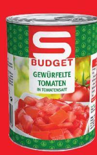 Tomaten von S Budget