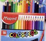 Buntstifte von Maped