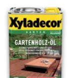 Gartenholz-Öl von Xyladecor