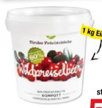 Wildpreiselbeer Kompott von Tiroler Früchteküche