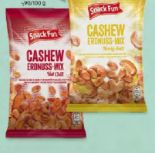 Cashew-Erdnuss-Mix von Snack Fun