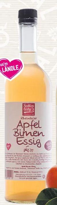 Apfel-Birnen Essig von Sutterlüty