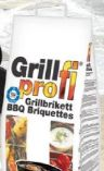 Grill-Briketts von Grillprofi
