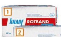 Rotband Haftputzgips von Knauf