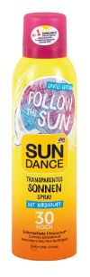 Transparentes Sonnenspray von Sundance