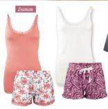 Damen-Shorty-Pyjama von Esmara