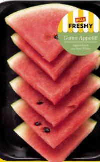 Wassermelone von Billa Freshy