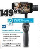 Osmo Mobile 2 Gimbal von DJI